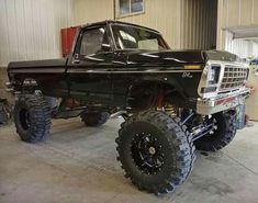 Classic Ford Trucks, Old Ford Trucks, Lifted Trucks, Best 4x4, Old Fords, Cool Trucks, Dream Cars, Monster Trucks, Vehicles