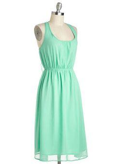 Breathtaking It Easy Dress, #ModCloth