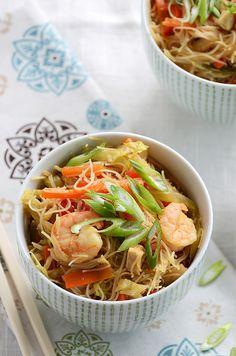 Singapore Mei Fun Noodles