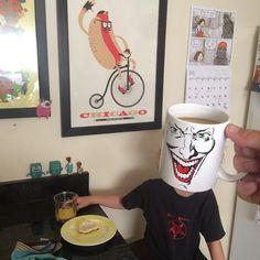Sunday #breakfastmugshot