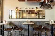 Las 8 Mejores Imágenes De Restaurantes Diseño Interior