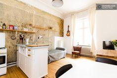 open plan kitchen / living / dining room, Neukolln