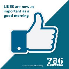 Nowdays LIKES are an important part of our everyday life. #Brand #Marketing #Connected #SocialContent #SocialMedia #Likes