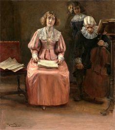 Roman Ribera Cirera (Spanish, 1849-1935). Обсуждение на LiveInternet - Российский Сервис Онлайн-Дневников