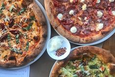 San Diego pizza joint is good enough to get a tribute of its own one day Peppadew Peppers, Oven Roasted Tomatoes, San Diego Restaurants, Pizza Joint, Wood Oven, Vodka Sauce, Great Pizza, Tomato Cream Sauces, Canning Tomatoes