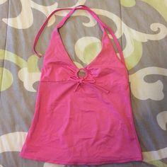 Pink tankini Pink Victoria secret tankini Victoria's Secret Jackets & Coats