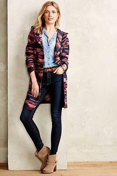 Leona Wrap Coat