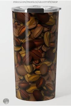 * Coffee Beans Travel Mug by #Gravityx9 at Society6 * Standard Coffee mugs are also available. * This design is also on posters, bags, home decor and more. * Custom travel mugs * custom drink ware * travel coffee mugs gift ideas * personalized travel coffee mugs gift ideas * generic gift travel coffee mugs * unisex gift ideas * gift ideas coworker * gift ideas friends * gift ideas adults * gift ideas coffee lovers * #travelmug #coffeemug #drinkware #drinkwares #mug #kitchenware 0920