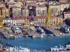 arsenale militare La Spezia