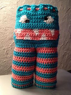 Crochet Pattern Baby Monster Pants : 1000+ images about Crochet/Knit - Clothing on Pinterest ...