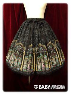 Gloria ~Beautiful Glassy Saint Mary~Agnes Skirt