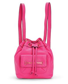 ROBERTSON LEATHER MINI BACKPACK - Juicy Couture♡ by tiffany