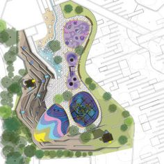 Playground at Zorlu Centre by Carve « Landscape Architecture Works | Landezine