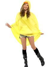 Duck Party Poncho. Be ready for the weather in this classic,cool poncho http://www.novelties-direct.co.uk/party-theme-music-festival-duck-party-poncho.html