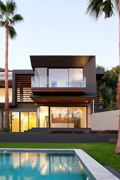 Architecture: Modern Dream House