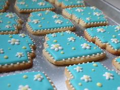 So Beautiful #cookies #babyshower