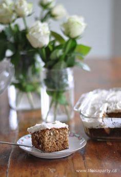 How to make a regular vanilla cake