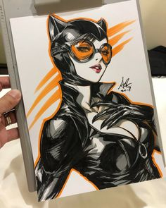 Catwoman by Artgerm Comic Book Artists, Comic Book Characters, Comic Character, Comic Books Art, Comic Art, Character Design, Catwoman Comic, Catwoman Cosplay, Batman And Catwoman