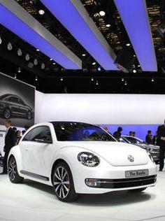 Best of the 2011 New York & Shanghai Auto Shows Volkswagen New Beetle, Beetle Car, Fiat 500, Vespa, R Vinyl, Beetle Convertible, Hot Rides, Future Car, Vw Beetles