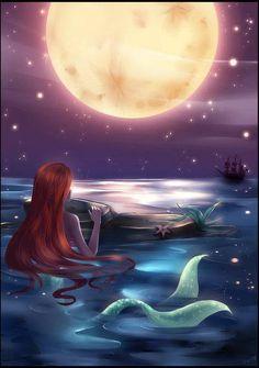 Little Mermaid #Disney