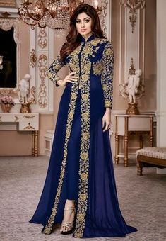 Ethnic Rack offers a huge range of Bollywood salwar kameez replica, Bollywood style salwar suits, Bollywood party wear dresses, latest Bollywood designer suits.