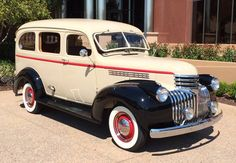 1941 Chevrolet Suburban....Re-pin...Brought to you by #CarInsurance at #HouseofInsurance in Eugene, Oregon