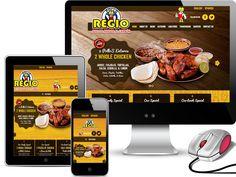 New Responsive website for Pollo Regio Restaurant - Red Spot Design: http://www.redspotdesign.com/web-design-and-seo/new-responsive-website-pollo-regio-restaurant/