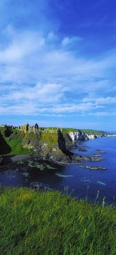 The Antrim Coast & Glens in Northern Ireland