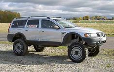 Portal axle Volvo V70 XC Cross Country