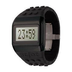 ODM Link JCDC-01-1 Zwarte Pop Hours Horloges (Beste prijs + Gratis verzending) Casio Watch, Watches, Cool Stuff, My Style, Lego, Pop, Shopping, Black, Fashion