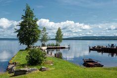 Siljan, Rättvik, Dalarna