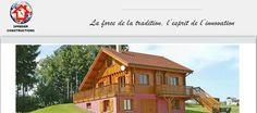 Votre maison à ossature bois avec Spreder Constructions Bois (88)