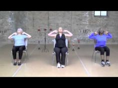 Chair Exercise for Balance and Posture