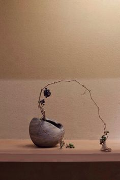 From Nishikawa Satoshi ceramics exhibition at Nichi Nichi gallery, 2013/10/4~9