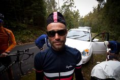 """""""Cycling caps can be worn under helmets, but never when not riding, no matter how hip you think you look. This will render one a douche, and should result in public berating or beating."""""""
