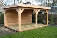 Pergola For Small Backyard Wooden Gazebo, Patio Gazebo, Backyard Patio Designs, Backyard Landscaping, Outdoor Rooms, Outdoor Living, Backyard Sitting Areas, Outdoor Shelters, Garden Buildings