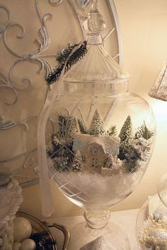 Snow Globe Love This