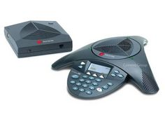 Shop Polycom SoundStation Speakerphone Black at Best Buy. Find low everyday prices and buy online for delivery or in-store pick-up. Managed It Services, Office Phone, Logitech, Cool Things To Buy, Stuff To Buy, Landline Phone, Cell Phone Accessories, Conference, The Unit