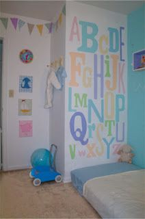 peace of home: Baby Nursery Inspiration