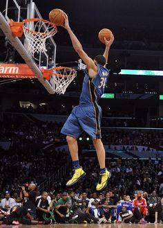 JaVale McGee Washington Wizards NBA Slam Dunk Contest Basketball Is Life Players Nba