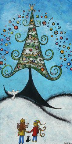 The Spirit Of Christmas by Juli Cady Ryan