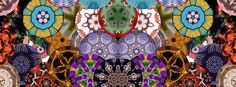 art collage ideas for spa - Google Search