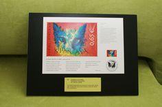 Graafinen suunnittelu 6 op, Kissa-aiheisen postimerkin suunnittelu. Muotoiluinstituutti, 2002–2006, viestinnän koulutusohjelma, graafinen suunnittelu. © Natasha Varis, 2003.
