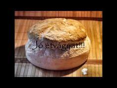 Gluténmentes kenyér készítése mester házi kenyérlisztből - YouTube Muffin, Bread, Breakfast, Youtube, Food, Morning Coffee, Brot, Essen, Muffins