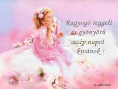 NAPKÖSZÖNTŐ KÉPEK Betty Boop, Happy Birthday, Flower Girl Dresses, Humor, Wedding Dresses, Flowers, Movie Posters, Emoji, Angel