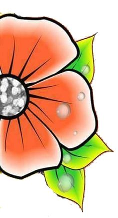 Star Painting, Cartoon Flowers, Burnt Orange, Nail Art, 3d, Crafts, Beautiful, Finger Nail Painting, Flower Nails