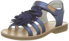 Gary Fong - Sandalias de cuero para niña: Amazon.es: Zapatos y complementos