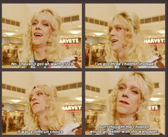 """""""I thought the children would go better with the wallpaper"""" A bit of Fry and Laurie"""