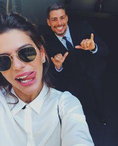 Mari e Cauã (Foto: Reprodução/Instagram)