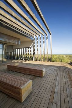 Pinnacles Desert Discovery Centre, Cervantes, Australia  by: Woodhead